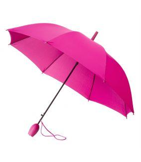 Umbrela cu maner in forma de lalea
