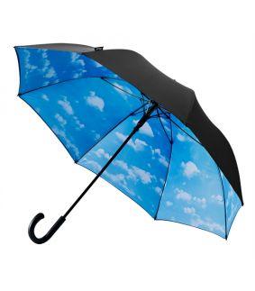 Umbrela cu vedere nori