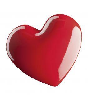 Desfacator de sticla Amalfi in forma de inima