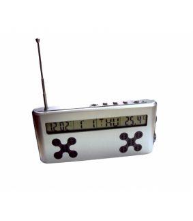 Ceas cu radio si statie meteo