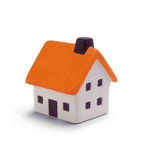 Minge antistres in forma de casa