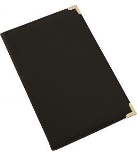 Mapă A4, neagră