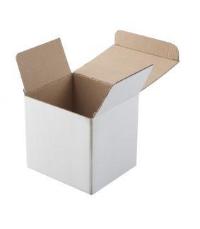 Cutie albă de hârtie