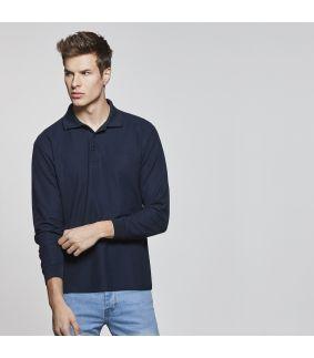 Bluza Polo Estrella cu maneca lunga – Model Barbatesc