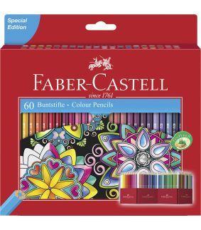 Set cadou Ediție Specială 60 culori