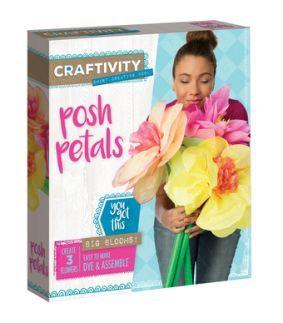 Set Craftivity Petale Pentru Flori