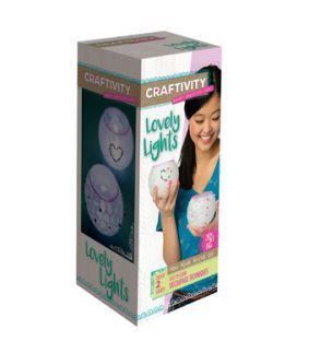 Set Craftivity Globuri Pentru Lumânări