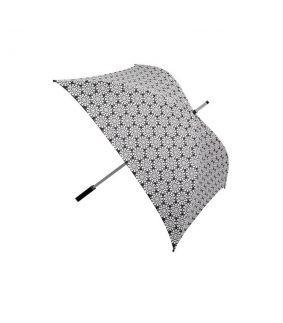 Umbrelă care își schimbă culoarea la picăturile de ploaie